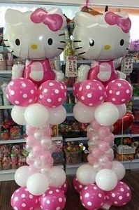 Hello Kitty Pilaar